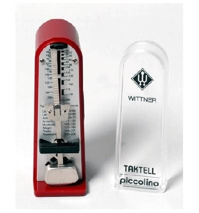 """Métronome """"Wittner - Taktell - Piccolino"""" - Rubis"""
