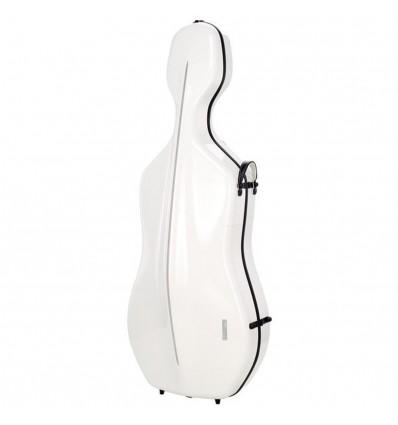 """Étui Violoncelle """"Gewa -  Air"""" - Blanc"""