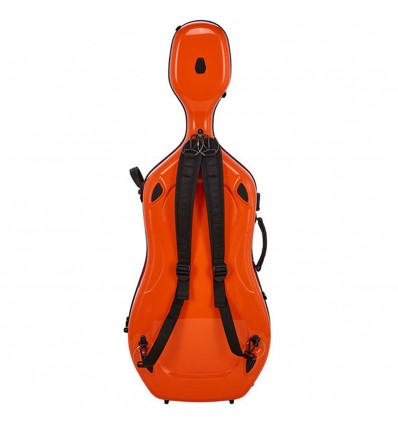 "Étui Violoncelle ""Gewa - Air"" - Orange"