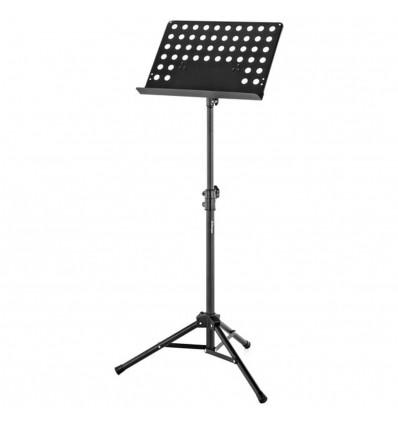 """Pupitre d'orchestre """"BM"""" - Noir"""