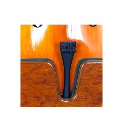 Caisson bois pour violoncelle en hêtre